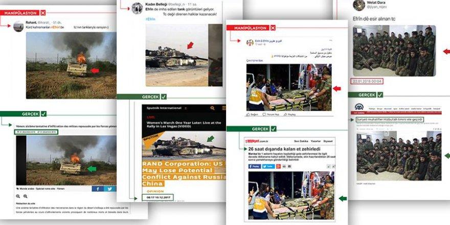 PKK En İyi Bildiği Şeyle Propaganda Yapıyor: Manipülasyon