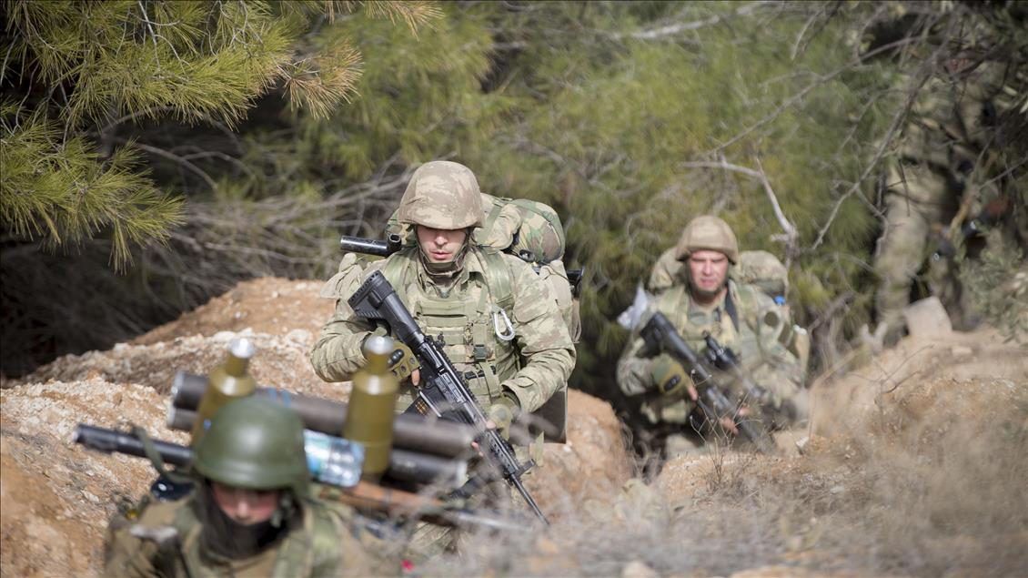 Afrin Operasyonunda 3. Gün