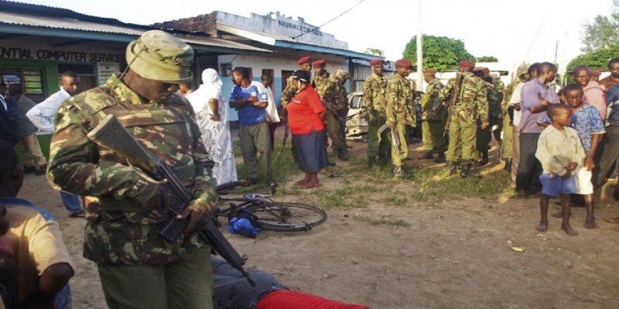 Kenyalı Müslümanların Kamplarda Yaşam Mücadelesi