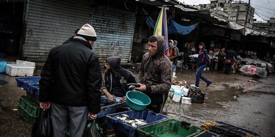 Gazze Ekonomisi Çöküş Sinyalleri Veriyor