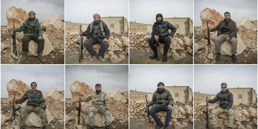 """ÖSO'nun Kürt Savaşçılarından Afrin'e Mesaj: """"Biz Kürdüz, PKK'lı Değiliz"""""""