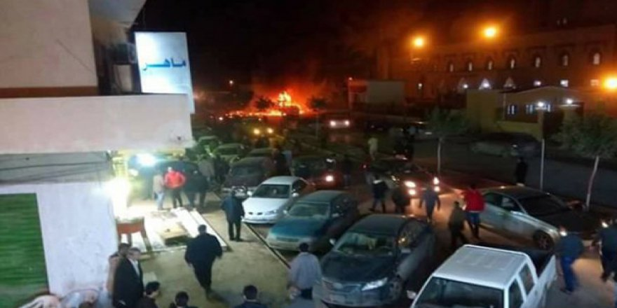 Libya'da İki Ayrı Bombalı Saldırıda 34 Kişi Öldü