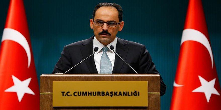 İbrahim Kalın: PYD-PKK'nın İdeolojisini Kabul Etmeyen Binlerce Kürt Var