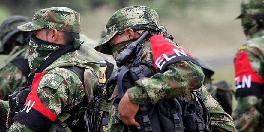 Kolombiya'da Ordu ile ELN Arasında Çatışma