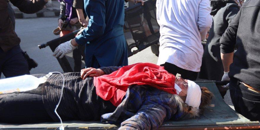 Kabil'de Ölü Sayısı 95'e Yükseldi