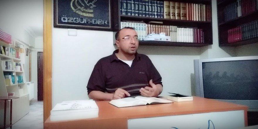 """Sivas Özgür-Der'de """"Tabiat Ayetleri ve Tevhid"""" Konuşuldu"""