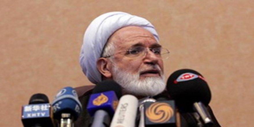 İranlı Muhalif Lider Kerrubi'den Hamaney'e Mektup