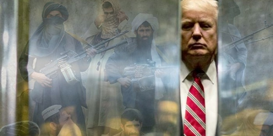 Taliban'dan Trump'a Cevap: Sizi Güllerle Karşılamayacağız