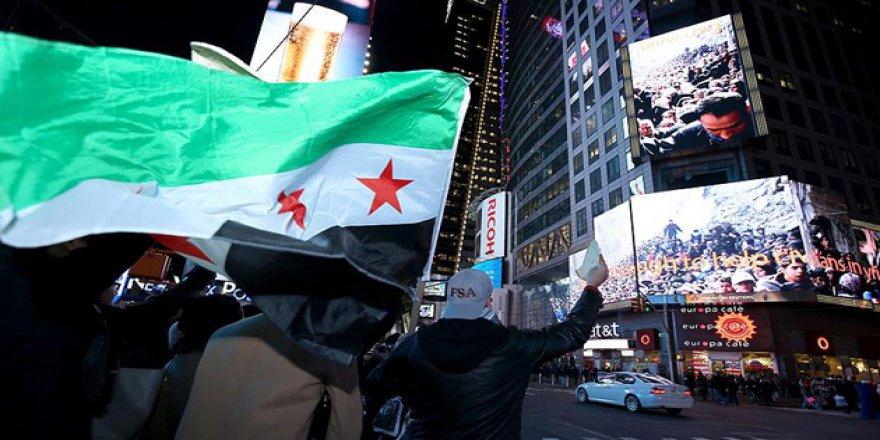 ABD Suriyeli Mültecilere Kapıları Kapadı