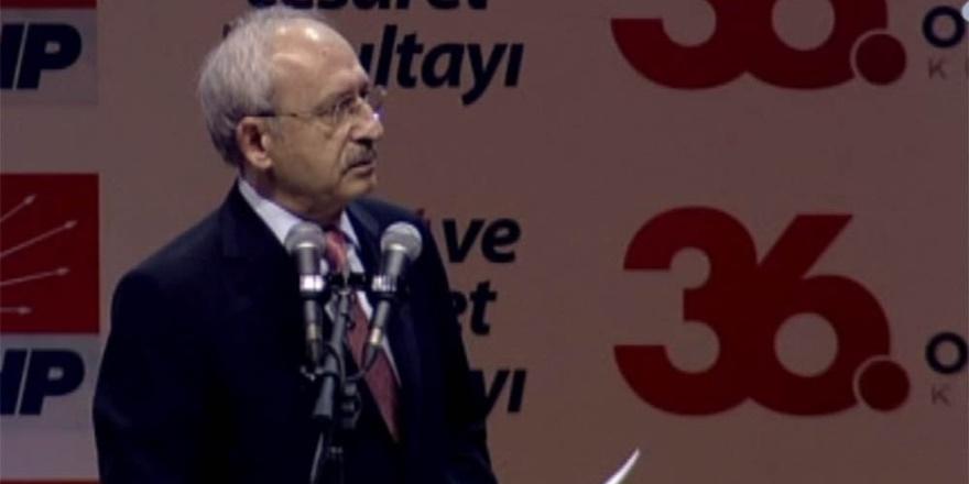 CHP'nin Şefi Emeklilik Konusunu da Suriyelilere Bağlamayı Başardı