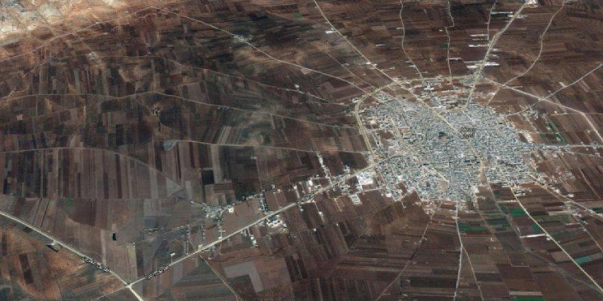 Azez'e Roketli Saldırı: 8 Yaralı