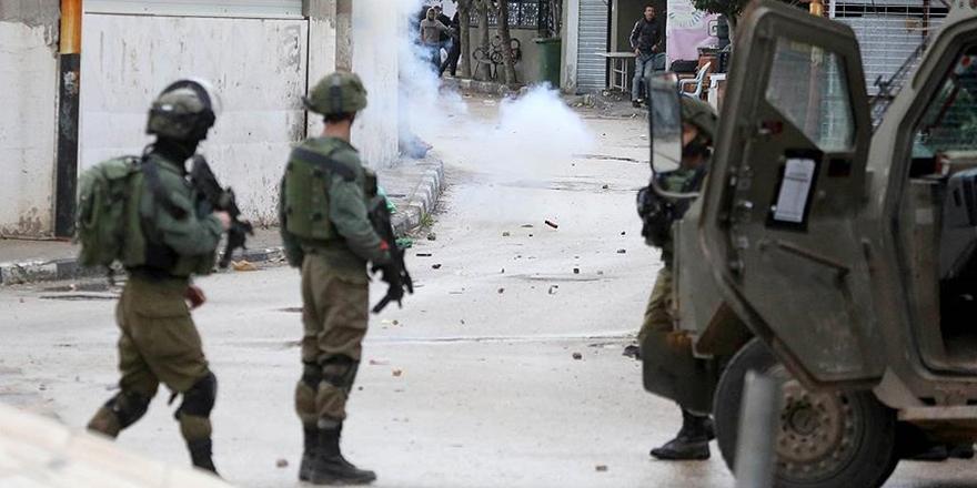 İşgalci İsrail'den Batı Şeria'da 11 Filistinliye Gözaltı!
