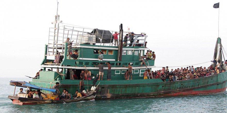 BM'den Endonezya'ya Rohingya Teşekkürü