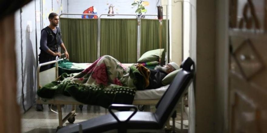 Doğu Guta'daki Kanser Hastaları Ölümü Bekliyor!