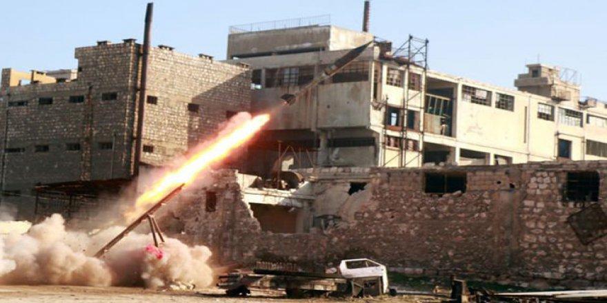 PYD/PKK, Esed Güçleri ve ABD Birbirine Girdi!