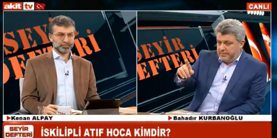 Seyir Defteri'nde İskilipli Atıf Hoca ve İstiklal Mahkemeleri Konuşuldu