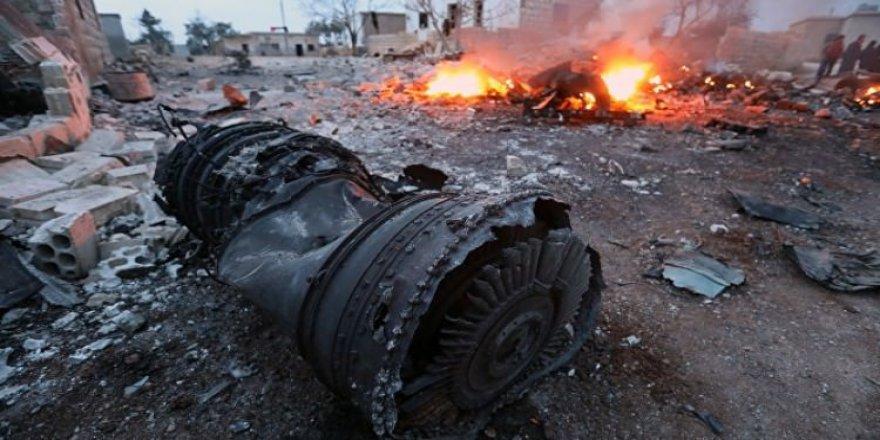 Rusya'nın Şam Ticaret Temsilciliği Binası Vuruldu