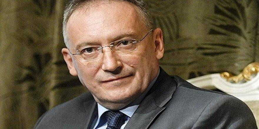 Rus Büyükelçi: PYD ile Sürekli Temastayız
