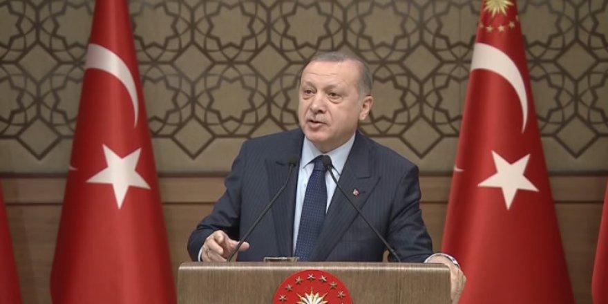 Cumhurbaşkanı Erdoğan: 1 Milyon Vatandaşını Öldüren Bir Katille Biz Neyi Konuşacağız