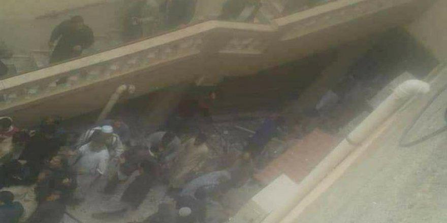 Libya'da Cuma Namazı Sonrası Patlama