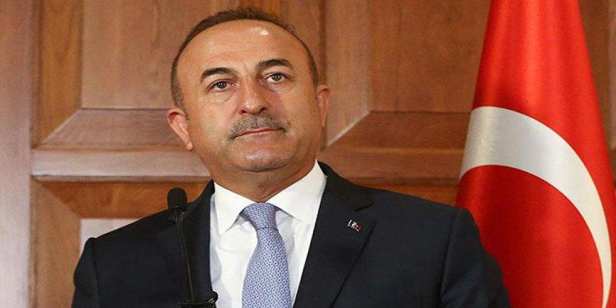 Çavuşoğlu'ndan CHP'li Tanal Hakkında Suç Duyurusu