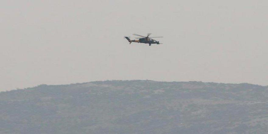 Afrin'de TSK Helikopteri Düşürüldü!