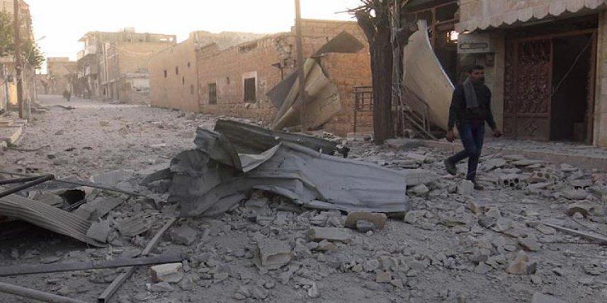 İdlib'de Düzenlenen Bombalı Saldırıda 7 Sivil Öldü