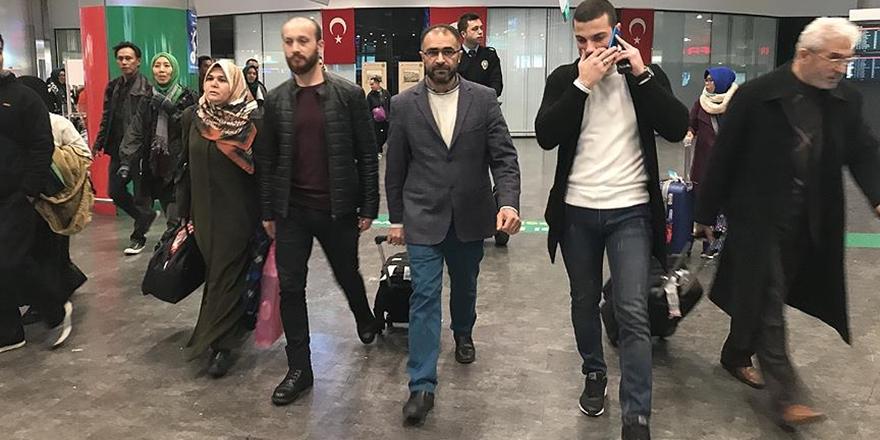 İşgalci İsrail'in Alıkoyduğu Cemil Tekeli Serbest Bırakıldı!