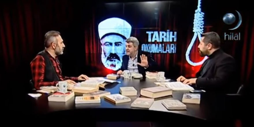 Hilal TV'de İskilipli Atıf Hoca ve İstiklal Mahkemeleri Konuşuldu