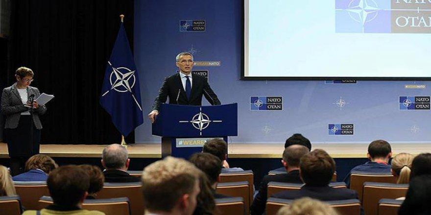 NATO'dan 'Zeytin Dalı Harekâtı' Açıklaması
