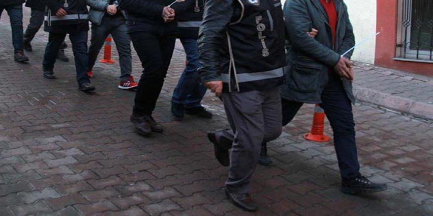Afrin'deki Operasyonu Protesto Hazırlığındaki 40 Kişiye Gözaltı