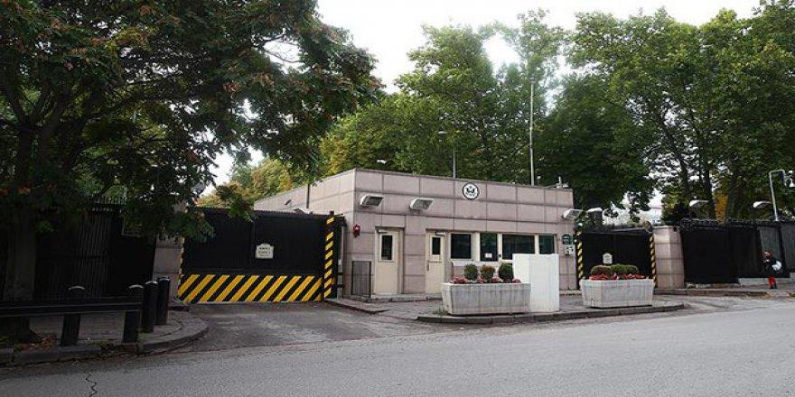 ABD Büyükelçiliğinin Bulunduğu Caddeye 'Zeytin Dalı' İsmi Verildi