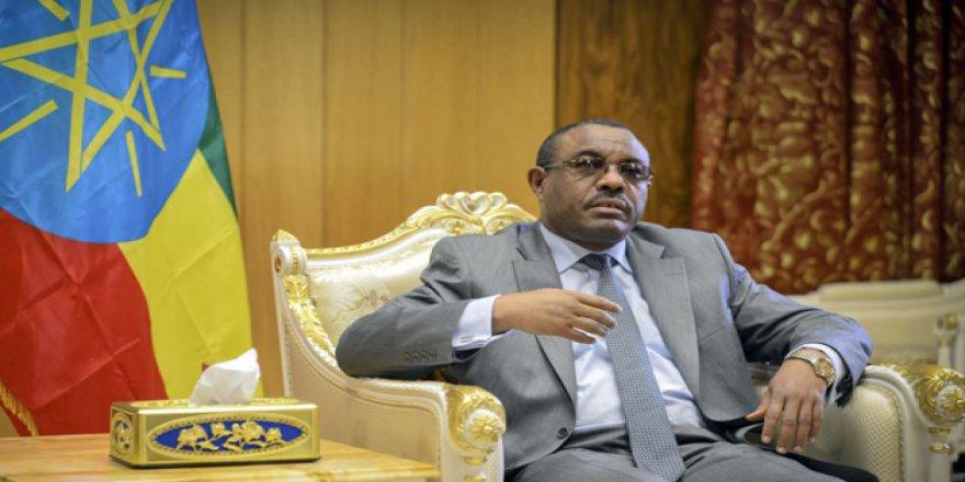 Etiyopya Başbakanı İstifa Etti