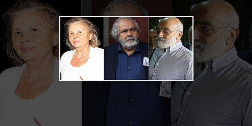 Yargı Nazlı Ilıcak ve Altan Kardeşleri Müebbet Hapse Mahkûm Etti!