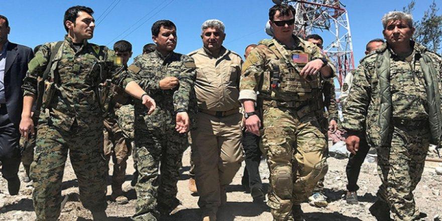 ENSK: YPG, Kürtlerin Değil PKK'nın Çıkarlarını Temsil Ediyor