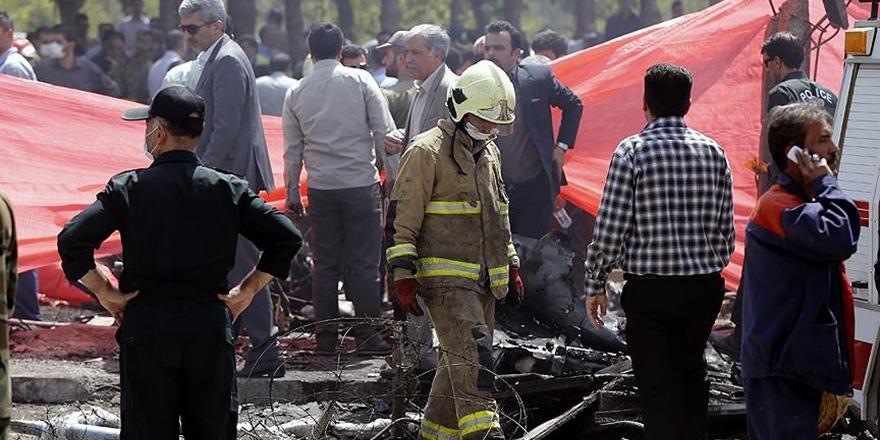 Ukrayna'dan İran'a: Düşürülen Uçağın Emrini Kimin Verdiğini Bilmek İstiyoruz