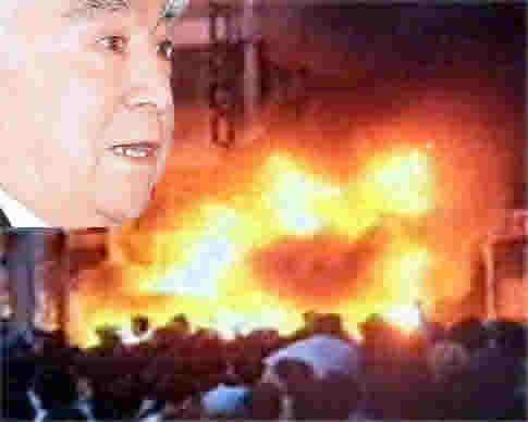 Madımak'ta Yangın Durduk Yerde mi Çıktı?