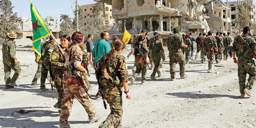 Münbiç'te Esnaf PKK/YPG'ye Karşı Kepenk İndirdi