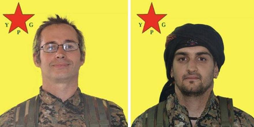 Zeytin Dalı Harekâtı: İki Avrupalı PKK/PYD'li Öldürüldü