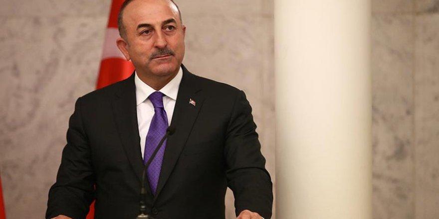 Mevlüt Çavuşoğlu: Esed Rejimi Türkiye'yi Durduramaz