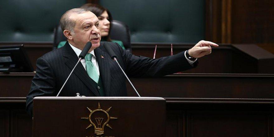 Cumhurbaşkanı Erdoğan'dan 'Afrin Kuşatması' Mesajı