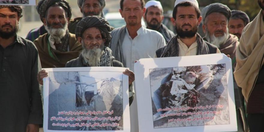 """""""ABD'nin Öldürdüğü Siviller 'Taliban Savaşçısı' Olarak Lanse Ediliyor"""""""