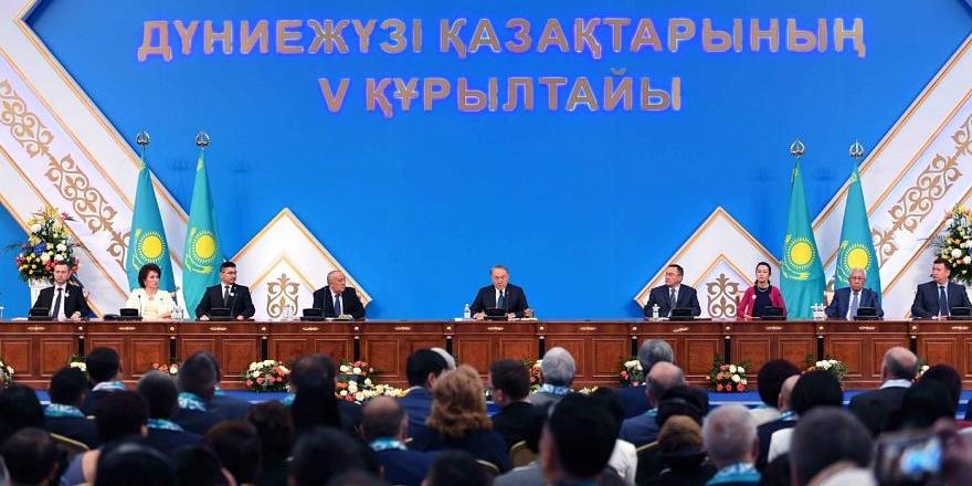 Kazakistan'da Yeniden Alfabe Değişikliği!