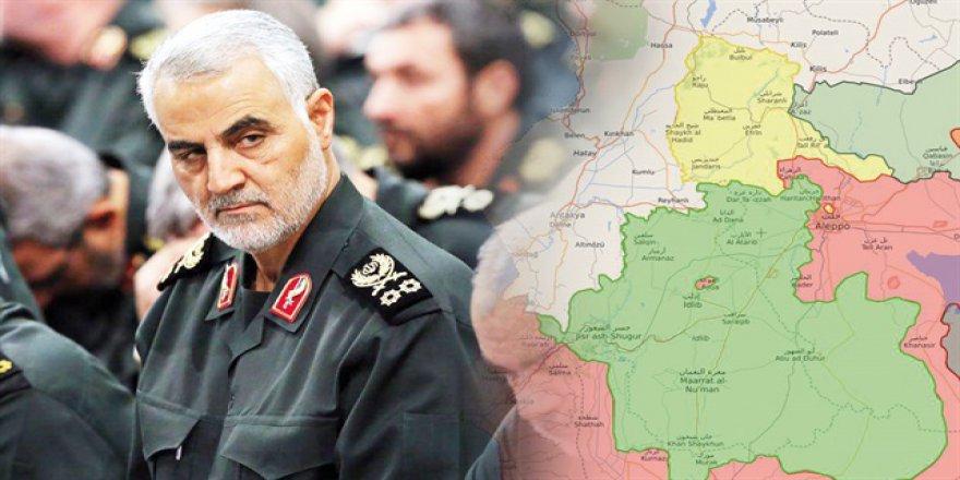 İran Afrin'de Ne Yapmayı Planlıyor?
