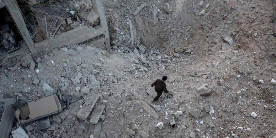 Esed Rejimi, Doğu Guta'da Yine Sivilleri Vurdu