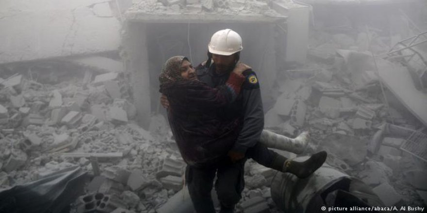 Doğu Guta İkinci Halep Olma Yolunda