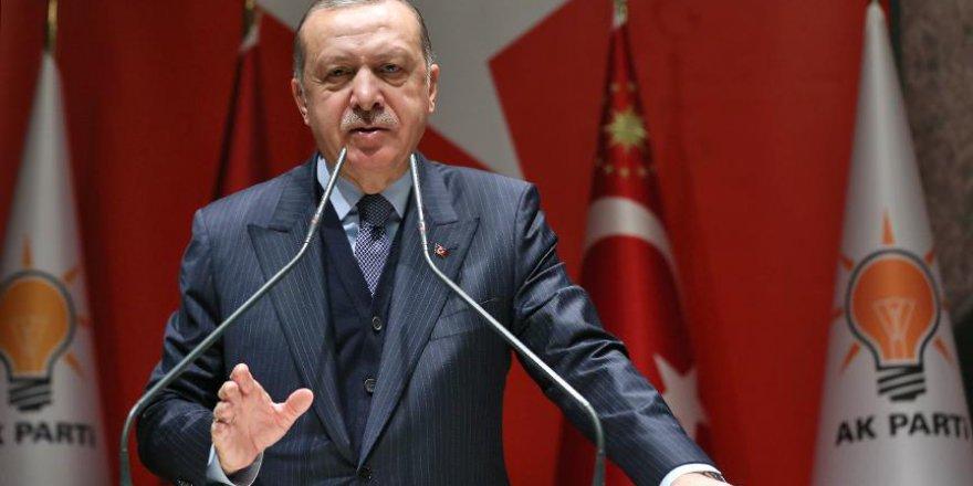 Cumhurbaşkanı Erdoğan: Önce Münbiç, Sonra Fırat'ın Doğusu Temizlenecek