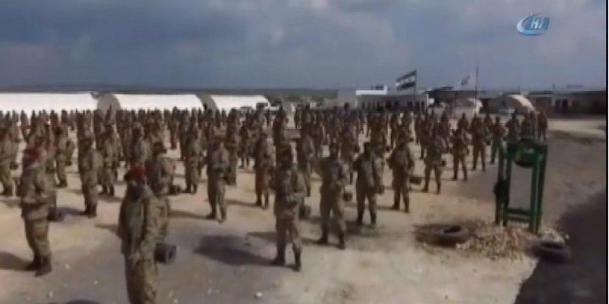 Afrinli Kürtlerden Oluşuna Birlik, YPG/PKK'ya Karşı Göreve Hazır
