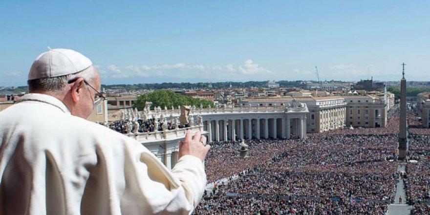 Papa: Guta'da Şehit Olan, Suriye'nin ta Kendisidir