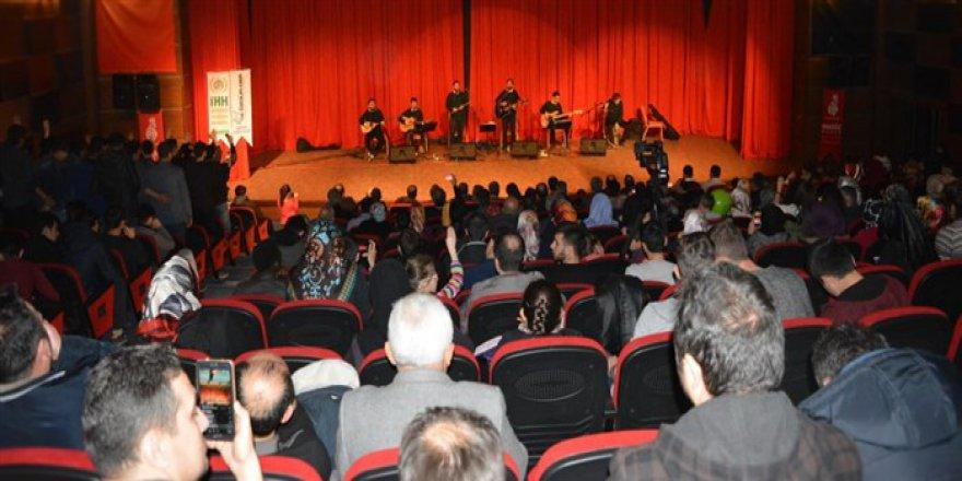 Amasya'da Şehadet Gecesi Programı Yapıldı